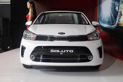 Kia Soluto lọt top 10 xe bán chạy nhất tháng 11/2019