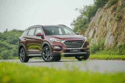 Giá xe Hyundai Tucson: Bản nâng cấp ra mắt, chốt giá từ 799 triệu đồng a1