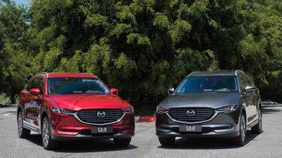 Thông số kỹ thuật Mazda CX-8 2020 vừa ra mắt Việt Nam a2