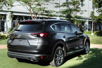 Thông số kỹ thuật Mazda CX-8 2020 vừa ra mắt Việt Nam a3