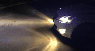 Nên chọn đèn pha LED hay đèn pha halogen?.