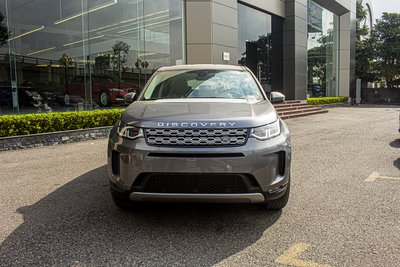 Land Rover Discovery Sport S 2020 và đời cũ khác nhau ở những điểm gì? á2