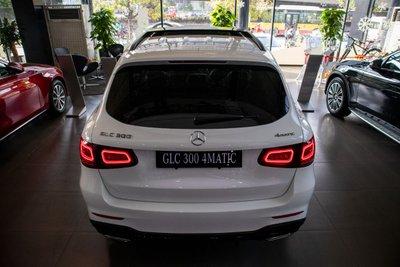 """""""Mục sở thị"""" Mercedes-Benz GLC 300 4Matic 2020 vừa cập bến đại lý a5"""