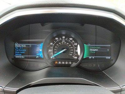 So sánh xe Ford Explorer 2020 và Ford Edge 2020 - Ed thon gọn nên có lợi về hiệu suất nhiên liệu