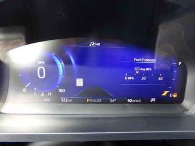 So sánh xe Ford Explorer 2020 và Ford Edge 2020 - Ex mạnh mẽ nên hút xăng mạnh hơn, tuy nhiên bản hybrid hạn chế điều này