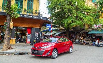 Thông số kỹ thuật xe Toyota Vios 2020 vừa chính thức trình làng tại Việt Nam 2a