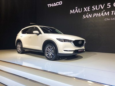 Mazda CX-5 nhận ưu đãi từ 20-50 triệu đồng tiền mặt cùng quà tặng 1