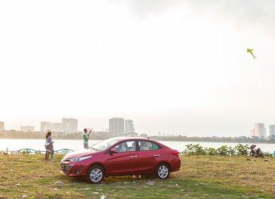 Thông số kỹ thuật xe Toyota Vios 2020 vừa chính thức trình làng tại Việt Nam 3a