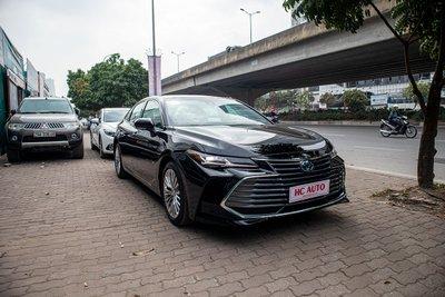 Toyota Avalon Hybrid 2020 đầu tiên về Việt Nam có gì đặc biệt a1