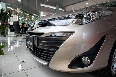 Soi chi tiết xe Toyota Vios 2020 tại đại lý, bản nâng cấp vừa ra mắt Việt Nam a2