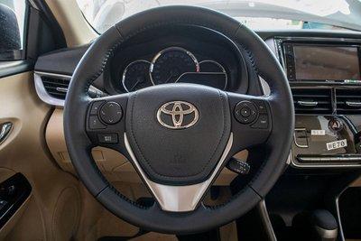 Soi chi tiết xe Toyota Vios 2020 tại đại lý, bản nâng cấp vừa ra mắt Việt Nam a5