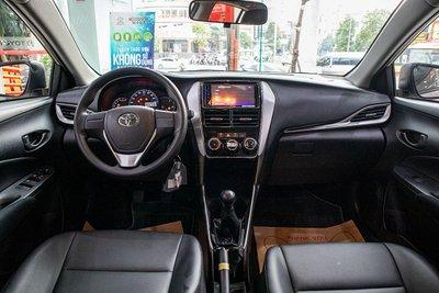 Soi chi tiết xe Toyota Vios 2020 tại đại lý, bản nâng cấp vừa ra mắt Việt Nam a13