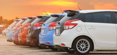 Chọn màu sắc phòng thủy cho xe ô tô năm 2020 Canh Tý