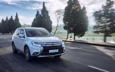 Mitsubishi Outlander nhận ưu đãi tiền mặt và quà tặng hấp dẫn khi mua xe trong tháng 1 1