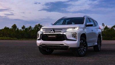 Mitsubishi Pajero Sport nhận ưu đãi tiền mặt lên tới 92 triệu đồng 1