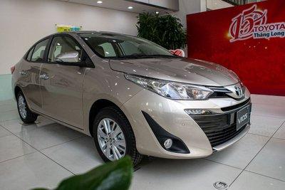 Giá xe Toyota Vios cập nhật chi tiết - Ảnh 1.