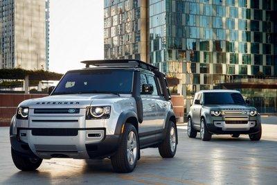 Land Rover Defender 2020 hiện đại hơn với công nghệ dual eSim.