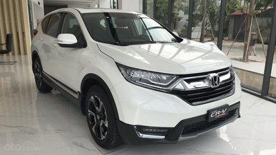 Honda CR-V giảm giá tới 70 triệu đồng tại đại lý 1