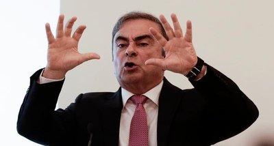 Carlos Ghosn bất ngờ về sự phản bội của Nissan.