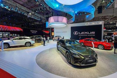 Thông số kỹ thuật xe Lexus LS 2020 a1