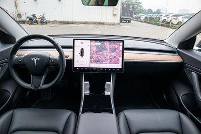 Ảnh chi tiết xe Tesla Model 3 vừa về Việt Nam a31