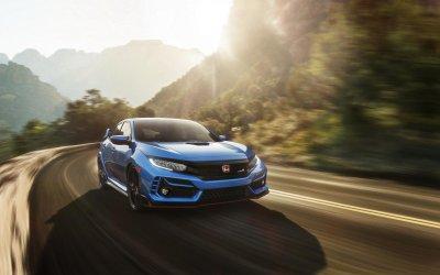Honda Civic Type R có thể có bản hybrid trong tương lai.