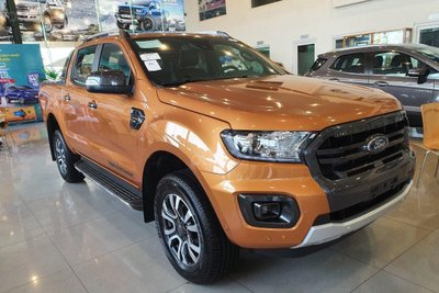 Ford Ranger đứng đầu phân khúc xe bán tải về doanh số 1