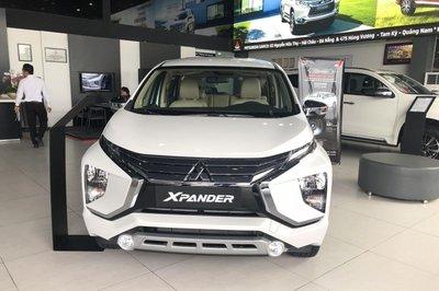 Mitsubishi Xpander đứng đầu doanh số phân khúc MPV 1