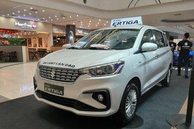 Suzuki Ertiga bất ngờ giảm doanh số trong tháng 12 1