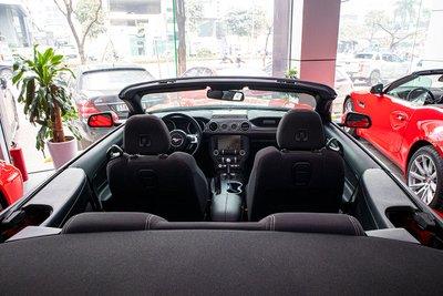 "Ford Mustang Convertible 2020: ""Ngựa hoang"" rẻ hơn Chevrolet Camaro tại Việt Nam a114"