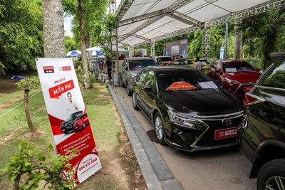 Toyota Việt Nam lấy lại đà tăng trưởng sau 2 tháng lao dốc a1