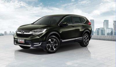 """Honda CR-V và con đường """"vượt mặt"""" Mazda CX-5 trong phân khúc CUV cỡ trung - Ảnh 1."""