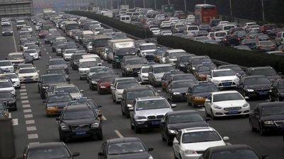 Thị trường ô tô Trung Quốc tăng trưởng âm năm thứ 2 liên tiếp.