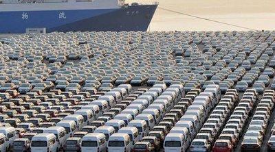 Trung Quốc không còn là thị trường ô tô tăng trưởng không ngừng nữa.
