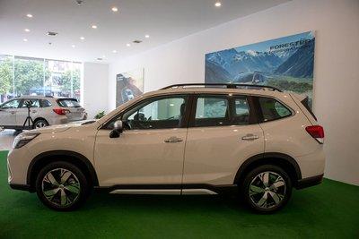 Subaru Forester 2020 tại Việt Nam có gì để đấu Honda CR-V? a5