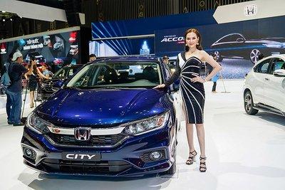 Honda Việt Nam giảm doanh số, Honda CR-V lấy lại phong độ dẫn đầu a2