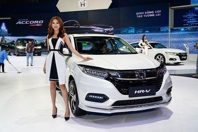 Honda Việt Nam giảm doanh số, Honda CR-V lấy lại phong độ dẫn đầu a6