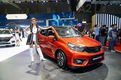 Honda Việt Nam giảm doanh số, Honda CR-V lấy lại phong độ dẫn đầu a5