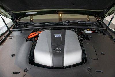 Động cơ xe Lexus LS500h 2020