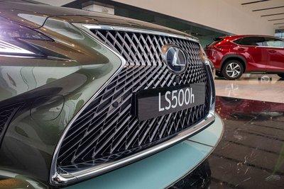 Lưới tản nhiệt xe Lexus LS500h 2020