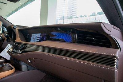 Táp-lô xe Lexus LS500h 2020