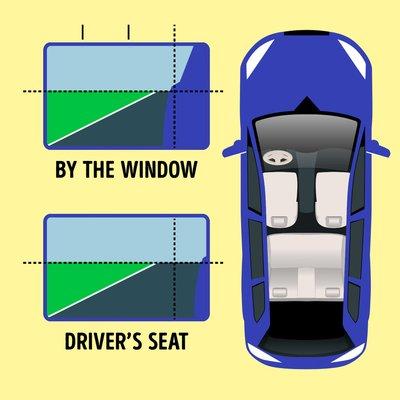 7 kinh nghiệm lái xe giúp bạn thoải mái hơná