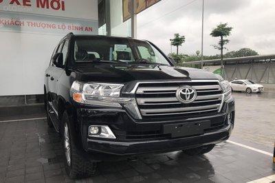Toyota Land Cruiser đạt doanh số 267 xe bán ra năm 2019 1