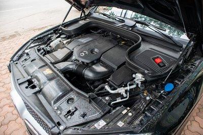 Động cơ xe Mercedes-Benz GLE300 Diesel 2020
