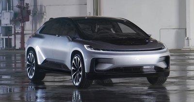 FF91 là chiếc xe gần với việc sản xuất nhất của Faraday Future.