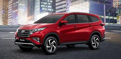 Những lý do khiến nhiều người yêu thích Toyota Rush