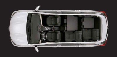 Những lý do khiến nhiều người yêu thích Toyota Rush - Cấu hình ghế