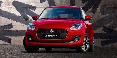 Top 5 mẫu xe hatchback của thập kỷ - Suzuki Swift