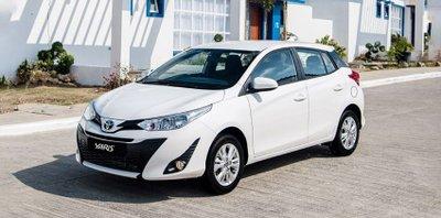 Top 5 mẫu xe hatchback của thập kỷ - Toyota Yaris
