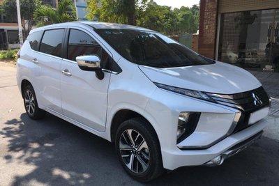 Mitsubishi Xpander thống trị phân khúc MPV 2019 1